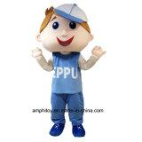 Costume personalizzato della mascotte della gente