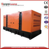 Generador silencioso estupendo eléctrico diesel del uso de la alameda de compras de China