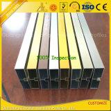 Fabricant de profil bacony Aluminium Extrusion pour bacony porte coulissante