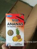 Par l'intermédiaire de la perte de poids d'ananas amincissant des capsules