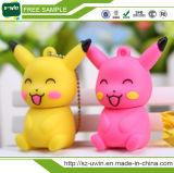 op de Aandrijving van de Pen van het Ontwerp USB van Pokemon van de Gift van de Bevordering van Pikachu van de Verkoop