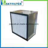Высокотемпературный упорный фильтр H13 HEPA
