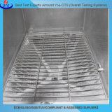 Sabbia della strumentazione di laboratorio IP5X IP6X ed alloggiamento antipolvere della prova di resistenza