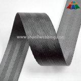 1 Zoll-graues Polyester-Sicherheitsgurt-gewebtes Material