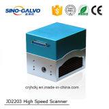 Tête de scanner d'inscription de laser du Sino-Galvo Jd2203 avec des performances supérieures