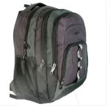 El bolso del morral del ordenador, cartera, bolso del recorrido, morral del hombro, se divierte el bolso
