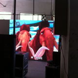 P4は視野の効果屋内カラーLED表示スクリーンを完成する