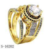 새로운 디자인 925 순은 반지 보석