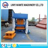 Heiße verkaufenautomatische Stein-Kleber-Ziegeleimaschine des Sand-Qt4-25