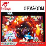 A máquina de jogo interna do rei Fishing do oceano dos jogadores do jogo de Acarde do dragão o mais atrasado do trovão da versão