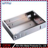 Scatola di giunzione elettrica del metallo su ordinazione dell'acciaio inossidabile dei fornitori mini
