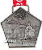 Preis-Medaille mit fünf Palances Herausforderungs-Firmenzeichen 2014 28