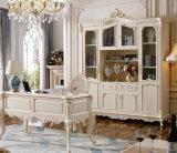 Muebles clásicos de madera del dormitorio del estilo de los muebles caseros (9020)