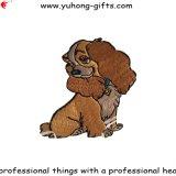 Distintivo animale di figura dell'orso del ricamo all'ingrosso per gli indumenti (YH-EB130)