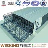 Liberar el almacén prefabricado diseño de la estructura de acero con la viga de H