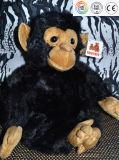 Giocattolo della peluche dell'orangutan farcito abitudine