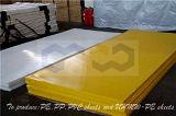 0.98g/cm3 het uhmw-PE van de dichtheid Plaat met Maagdelijk Materiaal