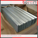 Hoja de acero acanalada del material para techos del Galvalume primero de la calidad
