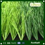 أنواع مختلفة وألوان عشب اصطناعيّة لأنّ كرة قدم وكرة قدم