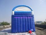 Скольжение воды нового лета конструкции раздувное с бассеином