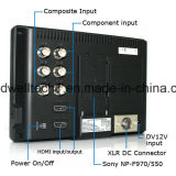 """HDMI YPbPr Input монитор 7 """" портативный HDMI"""