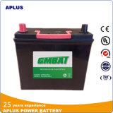 Bateria acidificada ao chumbo livre 12V 45ah da manutenção de JIS para o carro