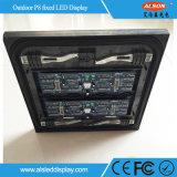 Parete fissa esterna di colore completo LED di alta luminosità P8 SMD