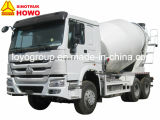 Hotsell Sinotruk HOWO 6X4の具体的なミキサーのトラック