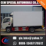 냉동 식품 수송 차량, 이동할 수 있는 냉장고 콘테이너, 아이스크림 냉장고 트럭