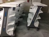 части быстро Prototyping печатание 3D прозрачные
