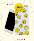 Горячее цветастое аргументы за iPhone6 усмешки TPU способа