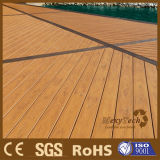 O Decking o mais atrasado do composto de Colorgrain da tecnologia do Decking