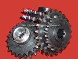 ضرس العجلة, [شين سبروكت], ضرس العجلة صناعيّ, درّاجة ناريّة ضرس العجلة