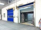 Промышленная электрическая высокоскоростная дверь штарки ролика