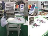 Neue computergesteuerte einzelne Hauptstickerei-Maschine für Schutzkappe, T-Shirt und flache Stickerei Barudan Entwürfe