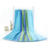 Suavidad de encargo de la buena calidad, toallas de baño 100% del algodón (BC-CT1006)