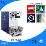 Máquina Vernier Aliper Escala de Impresión láser de fibra óptica portátil Marcadores
