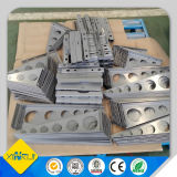Fabrication de pièce de tôle d'OEM Customzied avec du CE