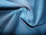 Algodón rayón Spandex teñido de tela de satén