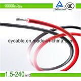 Comptitive y cable fotovoltaico de la energía solar de la aprobación