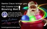 Boule de bowling de LED