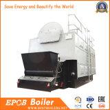 Chaudière à vapeur allumée de charbon industriel