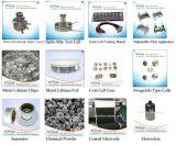 硬貨のセル\シリンダーセル\袋のセルおよびEVのセルのためのリチウムイオン電池の実験装置