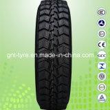 Neumático radial del carro y del omnibus, neumático de la polimerización en cadena y de TBR, neumático de coche sin tubo