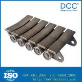 Cinta transportadora del acero inoxidable para el rodillo de papel