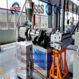 Maquinaria da placa da crosta da máquina da produção da placa da máquina da produção da placa da espuma da crosta do PVC, maquinaria da placa da espuma da crosta do PVC de WPC, extrusora da máquina da placa da crosta