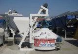 Concrete Mixer van de Schacht van de Kwaliteit van Ce de Verticale met de Vultrechter van het Voer