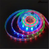 Indicatore luminoso di striscia flessibile di DC12V 300LEDs 3528SMD RGB LED
