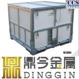 Containers van het Roestvrij staal van de V.N. de Goedkeuring Aangepaste Midden Bulk voor Verkoop