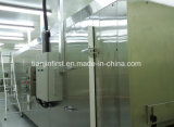 Congelador do jacto de ar do túnel para o vegetal da carne de peixes